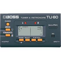 Afinador De Guitarra (metronomo) Tu80 - Boss