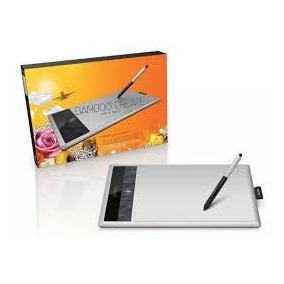 Tabla Digitalizadora Bamboo Create Pen&touch