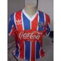 Camisa Bahia Retrô Tricolor 1988