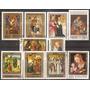 Obras De Arte Religioso Pinturas Madonas 10 Sellos Precance