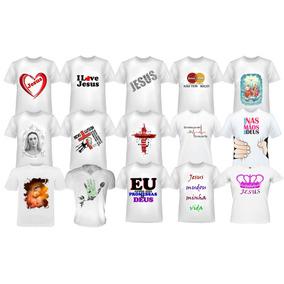 Camisetas Religiosas Personalizadas (frases, Fotos, Etc.)