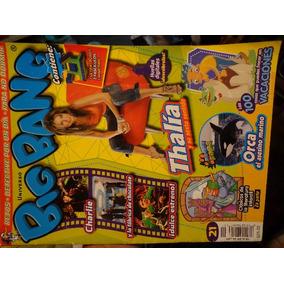 Thalia En Revista Big Bang Portada De Coleccion Thalia