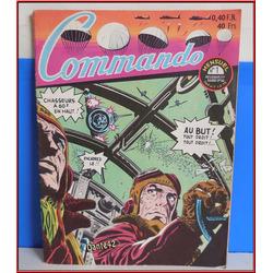 Dante42 Comic Antiguo Commando Serie 1 N.1 1959