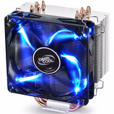 Cpu Cooler Deepcool Gammax 400 Amd / Intel - Cyberia