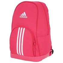 Mochila Escolar Adidas Rosa Feminina