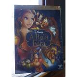 Dvd A Bela E A Fera - Ed. Especial Duplo + Cd Trilha Sonora