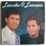 Vinil Lp Leandro & Leonardo - 1991