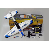 Mini Avião Nine Eagles Extra 300 Radio 2.4ghz 4ch Acrobatico