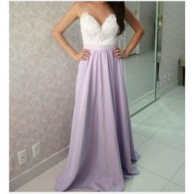 Vestido Festa/casamento/madrinha/debutante/formatura