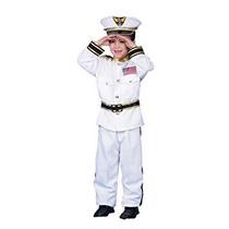Disfraz Para Niños Traje Almirante Armada - Niño De Traje D