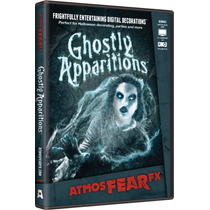 Atmosfear Fx Decoración Digital Halloween Ghostly Apparition