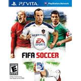 Fifa Soccer 2012 Psvita Nuevo Sellado Tienda Fisica