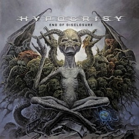 Cd Hypocrisy - End Of Disclosure