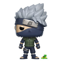 Funko Pop! Naruto - Kakashi Nº182 P. Entrega - Lançamento *