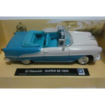 1955 Oldsmobile Super 88 New Ray 1/43 Mundial_hobby