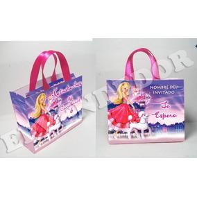 Tarjetas De Invitacion Carterita Barbie - Epvendedor