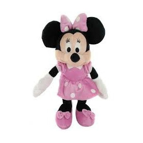 Muñeco De Peluche Mickey Mouse Club House Minnie ( Chico )