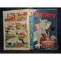 Tom Y Jerry # 35 Y 37 Novaro Cuento / Comic 1954