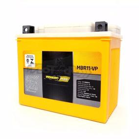 Bateria Moto Mbr 11-vp Dafra Roadwin 250 Horizon 250 Gel
