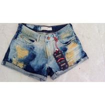 Short Jeans Vários Modelos Be Free Original
