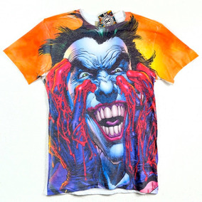 The Joker Guason Batman Dc Comics Playera 100% Original 2