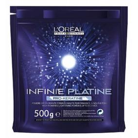 Loreal Infinie Platine Pró-queratina 500g