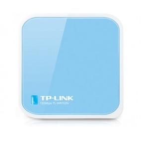 Roteador Nano Tplink Wireless N300 + Microusb - Tl-wr802n