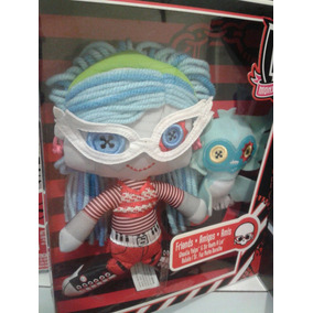 Monster High Ghoulia Peluche