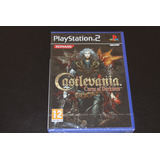 Castlevania Curse Of Darkness Playstation 2 Nuevo.