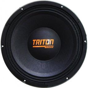 Alto Falante Woofer Triton 12 1500w Rms + Frete Grátis