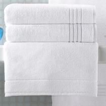 Toalha Banho Branca Santista Profissional Hotelaria Salão