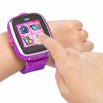 Reloj Smartwatch Camara Video Niñas Kidizoom Dx Rosa Morado