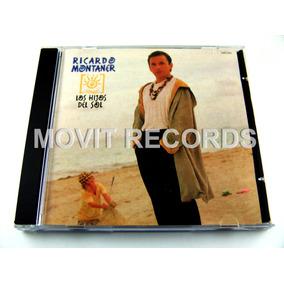 Ricardo Montaner Los Hijos Del Sol 1a Ed 1992 Canada