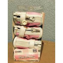 Zapatos Para Perro Rosas Lulu Pink Importados Chihuahua