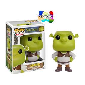 Shrek Ogro Chaleco Funko Pop Dreamwors Pelicula Sherek Cf