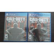 Call Of Duty Black Ops 3 Ps4 Nuevo, Sellado