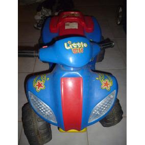 Moto Para Niño A Bateria. Usada.