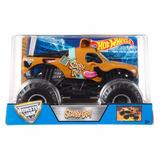 Super Colección Hot Wheels Monster Jam 1.24 180 Los 4