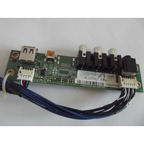 Placa Av Usb Lateral Tv Semp Toshiba Lc3246wda /110329420