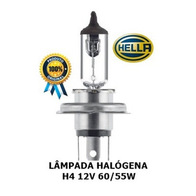 Lampada Farol Ford Escort H4 12v