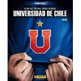 77 Laminas Album Universidad De Chile 2012