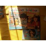 Lote 8 Revistas Libro Gordo Petete Del Nº 130 Al Nº 137