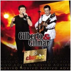 Cd Gilberto E Gilmar - Só Chumbo Ao Vivo (lacrado)