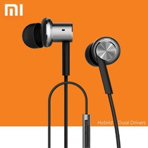 Audífonos Xiaomi Hybrid Dual Drivers Dinamicos 100%originals