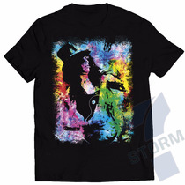 Camiseta Guns N Roses Slash Rock N Roll Camisa