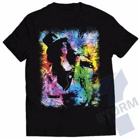 Camiseta Guns N Roses Slash Rock N Roll Camisa