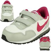 Tenis Nike Metro Plus Bebe #9 Cm Nuevos Y Listos Para Enviar