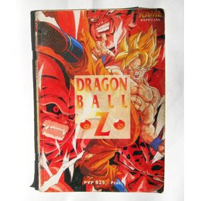 Dragon Ball Z Kame Especial Guia Revista Importada 1998