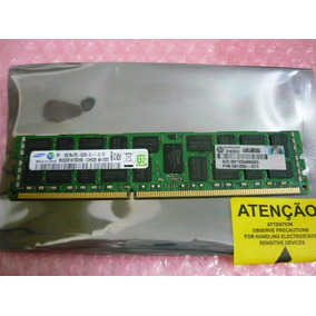 Memoria Hp 8gb Ecc Reg 10600r Ddr3 240p 1333 Original Hp