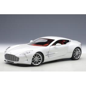 Aston Martin One - 77 Morning Frost White